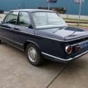 De BMW 2002 van Okke