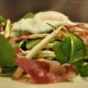 Hopscheuten winterpostelein salade